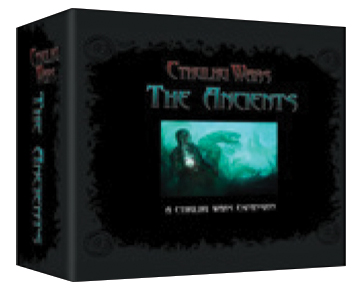 Cthulhu Wars: The Ancients Faction Box Front