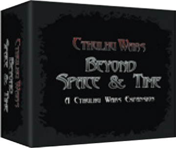 Cthulhu Wars: Beyond Time And Space Box Front