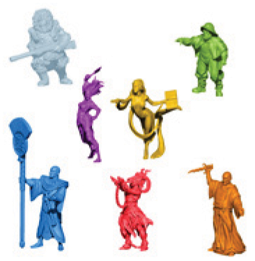 Cthulhu Wars: Alternate Faction Acolytes Box Front