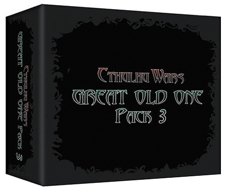 Cthulhu Wars: Great Old One Pack 3 Box Front