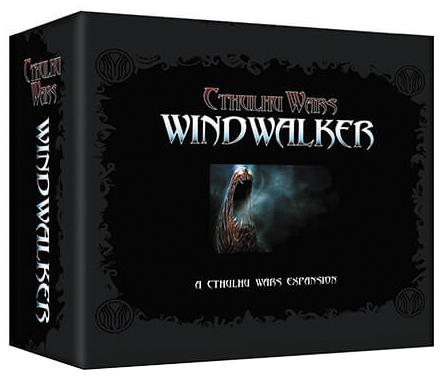 Cthulhu Wars: Windwalker Faction Box Front