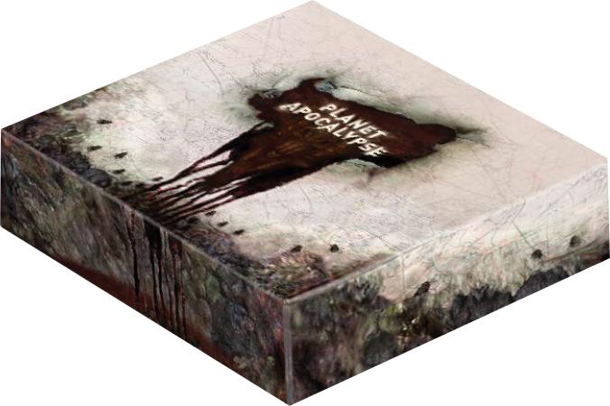 Planet Apocalypse Box Front