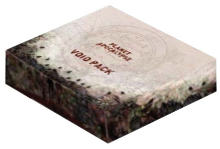 Planet Apocalypse: Void Pack Expansion Box Front