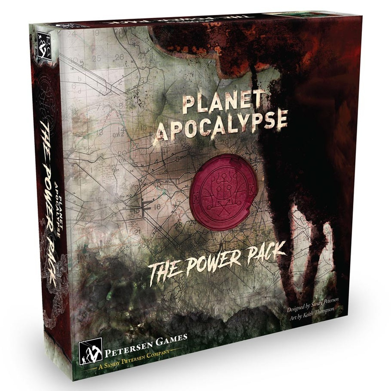 Planet Apocalypse: Power Pack Expansion