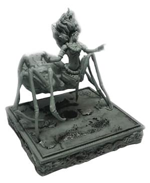 The Gods War: Arachne Solara Box Front