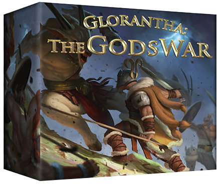 The Gods War Core Game Box Front