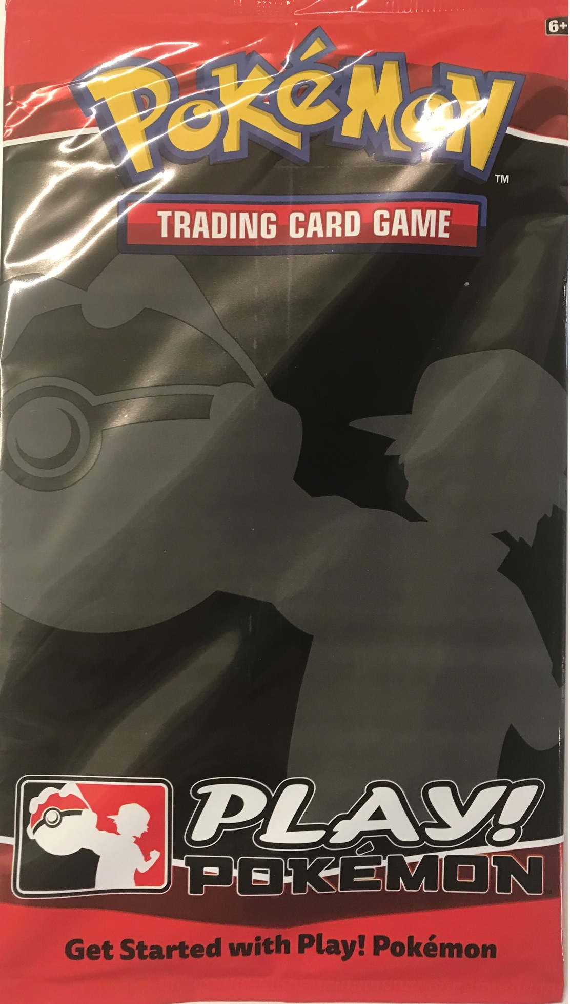 Pokemon Tcg: Play! Pokemon Op Booster Pack Box Front