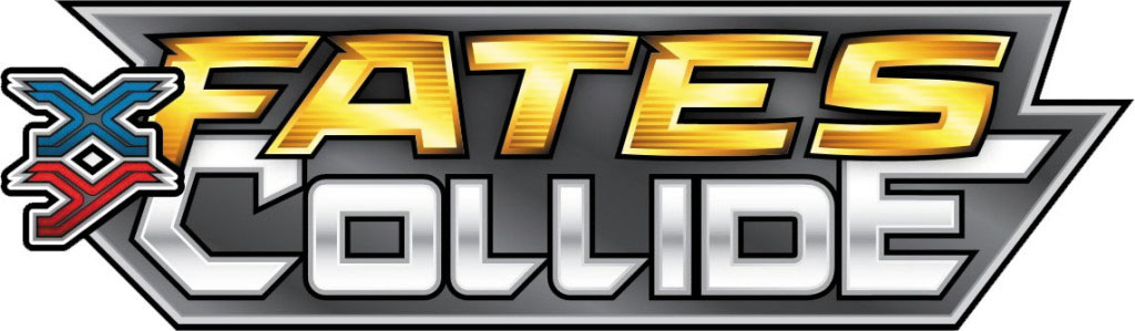 Pokemon Tcg: Xy Fates Collide Three Booster Blister Box Box Front