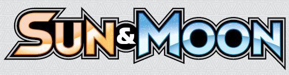 Pokemon Tcg: Sun & Moon Theme Deck Box Front