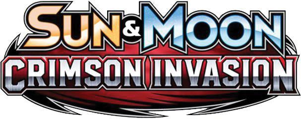 Pokemon Tcg: Sun & Moon Crimson Invasion Booster Display (36) Box Front