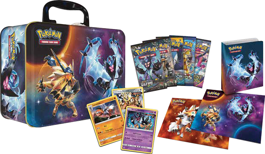 Pokemon Tcg: Spring 2018 Collector Chest Box Front