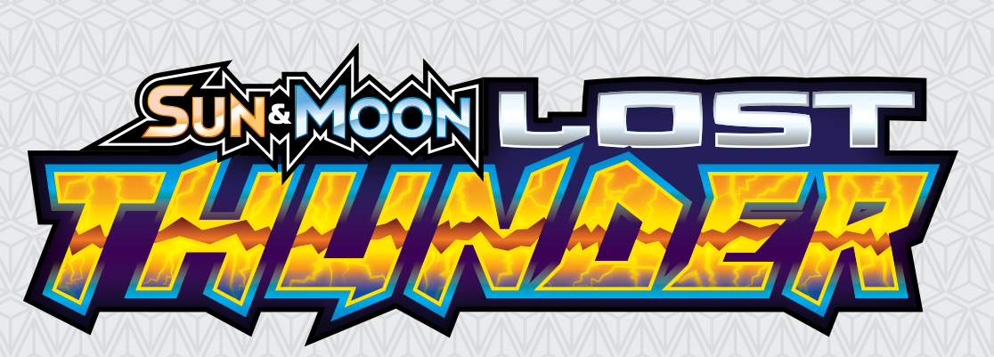 Pokemon Tcg: Sun & Moon Lost Thunder Theme Deck Display (8) Game Box