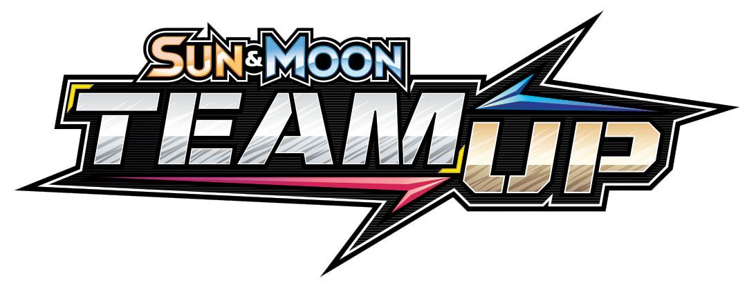 Pokemon Tcg: Sun & Moon Team Up Three Booster Blister Game Box