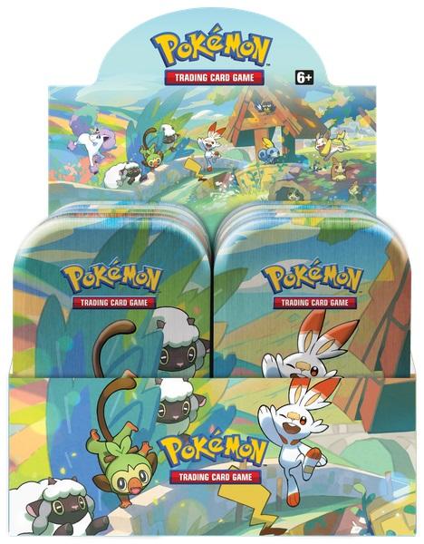 Pokemon Tcg: Galar Pals Mini Tin