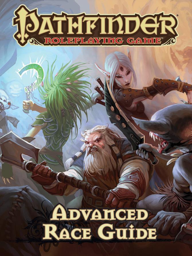 Pathfinder RPG: Advanced Race Guide