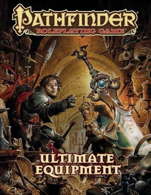 Pathfinder RPG: Ultimate Equipment Book