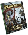 Pathfinder Rpg: Strategy Guide Hardcover Box Front