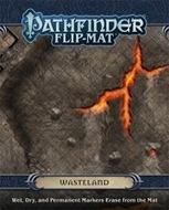 Pathfinder Rpg: Flip-mat - Wasteland Box Front