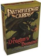 Pathfinder Rpg: Campaign Cards - The Dragon`s Demand Box Front