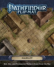Pathfinder Rpg: Flip-mat Classics - Hamlet Game Box