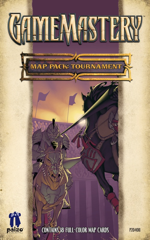 Gamemastery: Map Pack - Tournaments Box Front