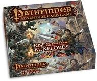 Pathfinder Adventure Card Game: Rise Of The Runelords Base Set Box Front