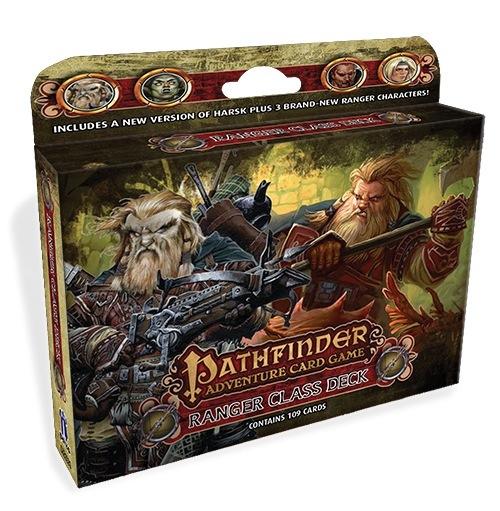 Pathfinder Adventure Card Game: Ranger Class Deck Box Front