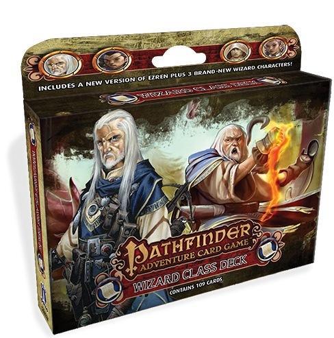 Pathfinder Adventure Card Game: Wizard Class Deck Box Front