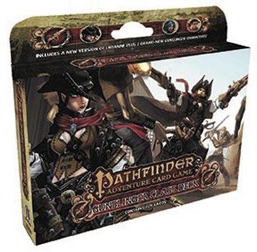 Pathfinder Adventure Card Game: Gunslinger Class Deck Box Front