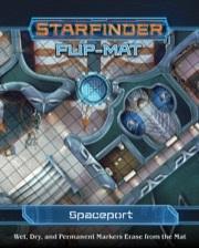 Starfinder Rpg: Flip-mat - Spaceport Game Box