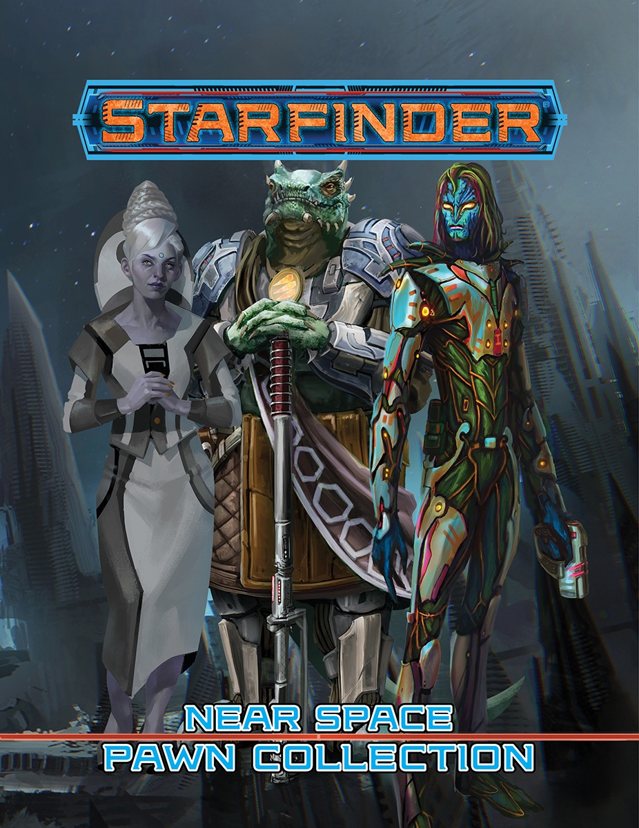 Starfinder Rpg: Pawns - Near Space Pawn Collection
