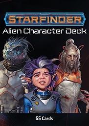 Starfinder Rpg: Alien Character Deck