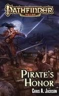 Pathfinder Tales: Pirates Honor Paperback Box Front