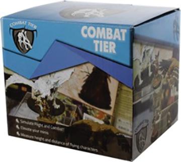 Combat Tiers: Base Set Box Front