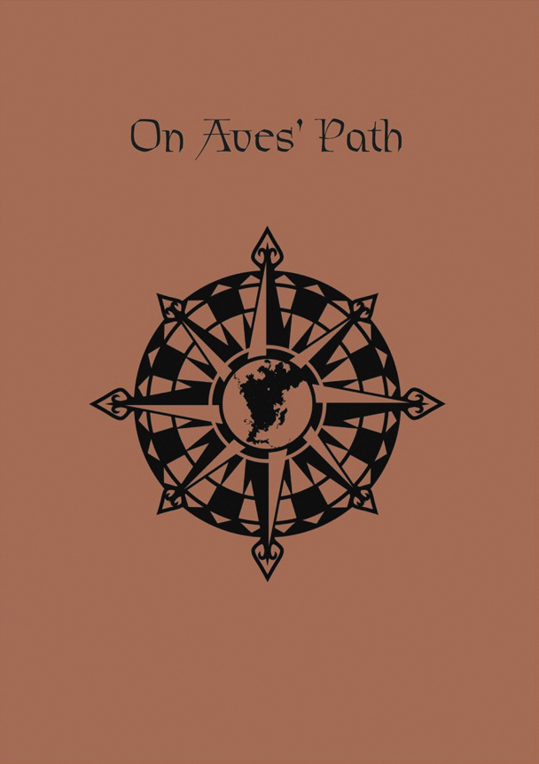 The Dark Eye Rpg: On Aves` Path Hardcover Box Front