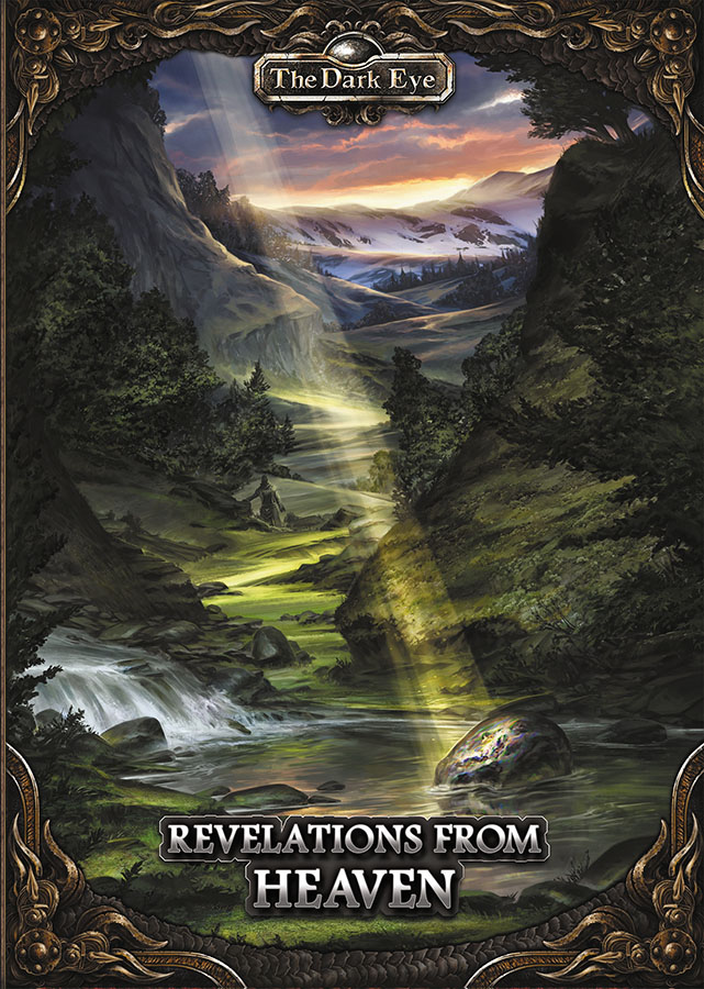 The Dark Eye Rpg: Revelations From Heaven Box Front