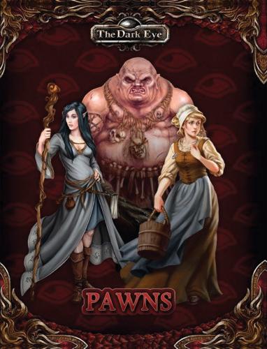 The Dark Eye Rpg: Pawns Set Box Front