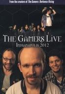 The Gamers: Live Indianapolis 2012 Dvd Box Front