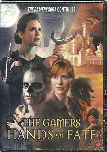 The Gamers: Hands Of Fate Dvd Box Front