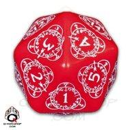 Cg Level Counter D20 Red/white Box Front