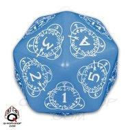 Cg Level Counter D20 Blue/white Box Front