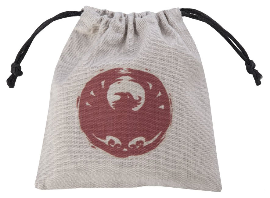 Legend Of The Five Rings Dice Bag: Phoenix Clan Box Front