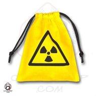 Dice Bag: Nuke Yellow Box Front