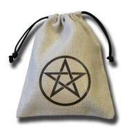 Dice Bag: Pentagram Box Front