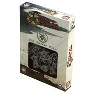Legend Of The Five Rings: Spider Clan Dice Set (10) Box Front