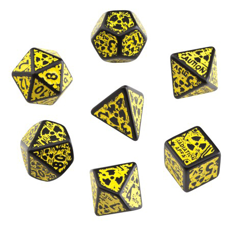 Nuke Dice Set Black/yellow Revised (7) Box Front