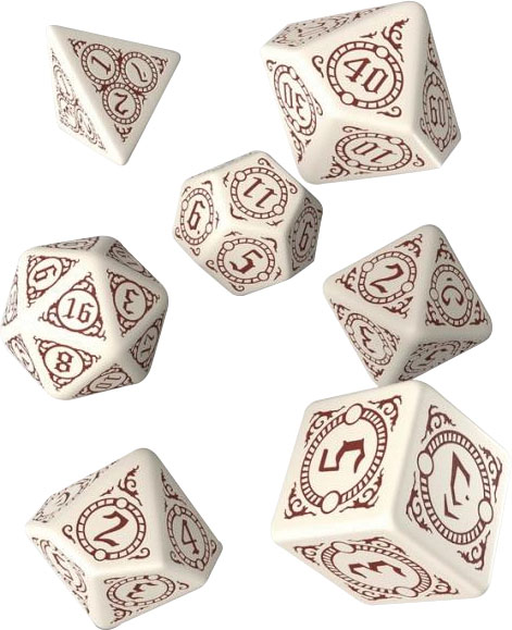 Pathfinder Return Of The Runelords Dice Set (7) Game Box