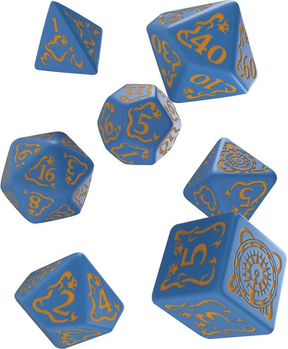 Pathfinder Ruins Of Azlant Dice Set (7) Box Front
