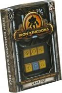 Iron Kingdoms Full Metal Fantasy Rpg Dice Set (5) Box Front