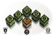 Warmachine Cryx Faction Dice Set (6) Box Front